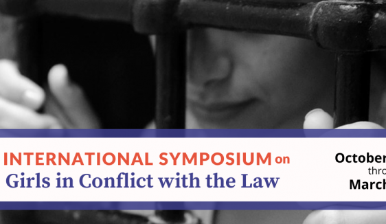 International Symposium on Girls in Conflict with the Law